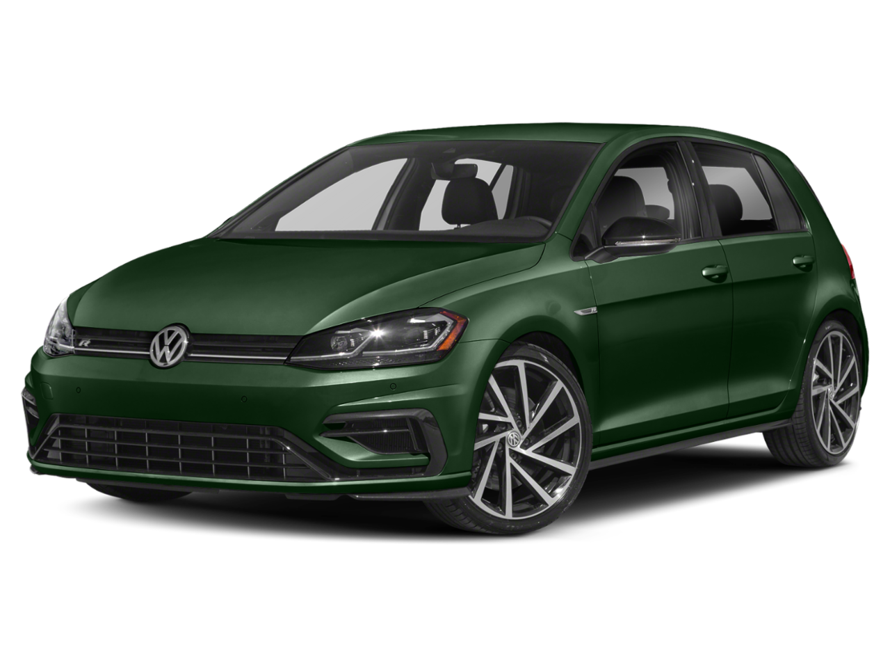Volkswagen 2019 Golf R 2.0T Manual w/DCC/Nav