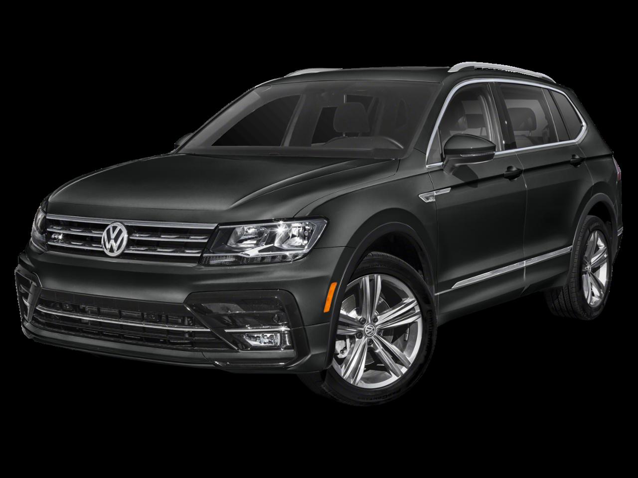 Volkswagen 2019 Tiguan SEL R-Line
