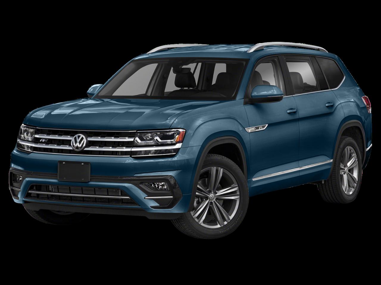 Volkswagen 2019 Atlas 3.6L V6 SE w/Technology R-Line