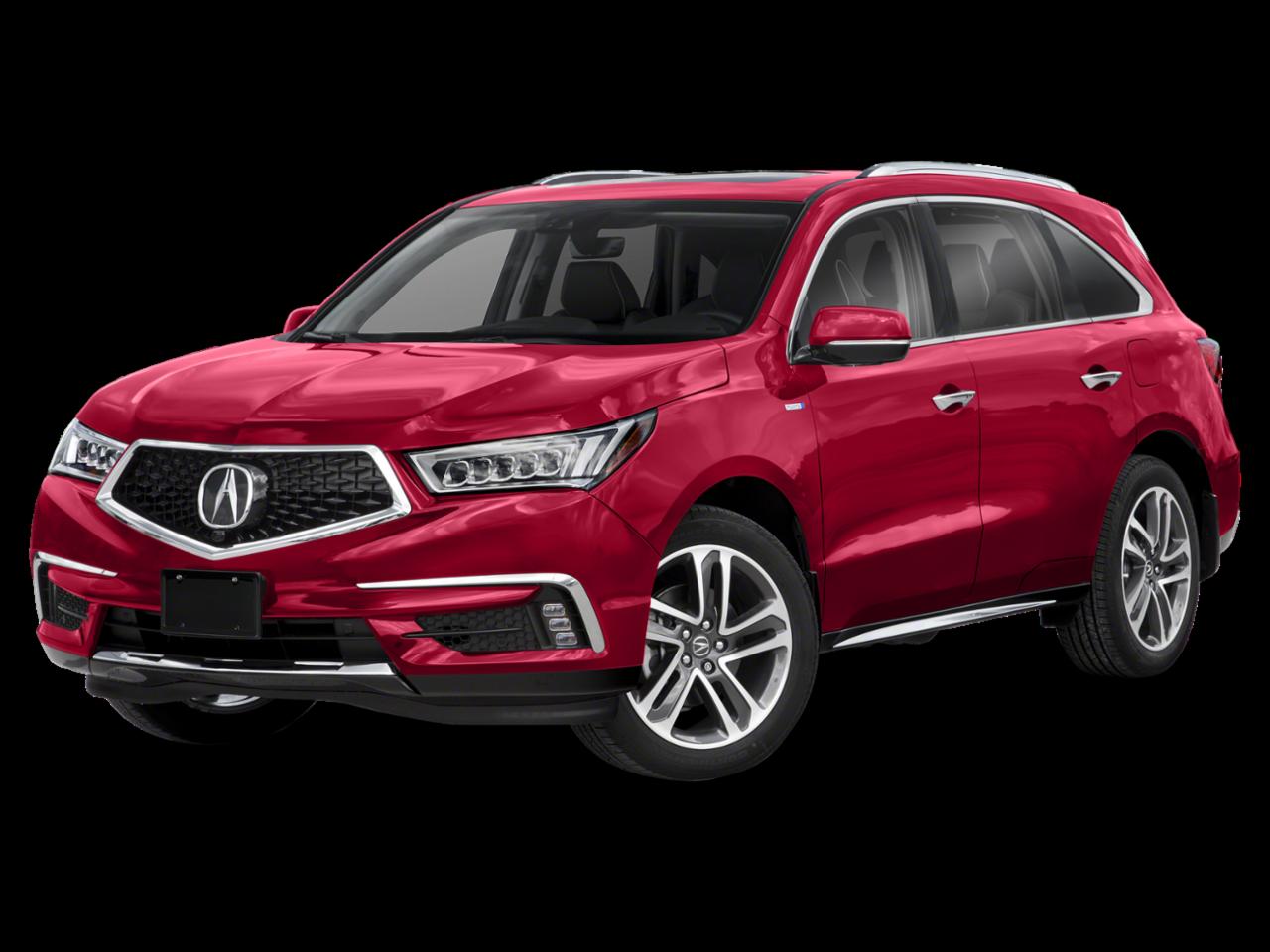 Acura 2020 MDX Sport Hybrid w/Advance Pkg