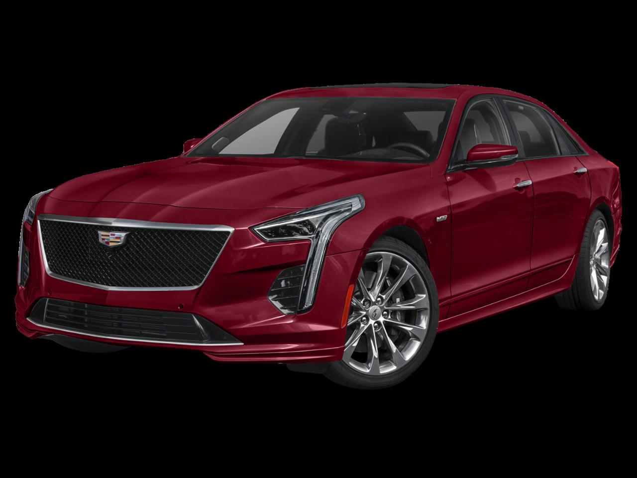 Cadillac 2020 CT6-V CT6-V