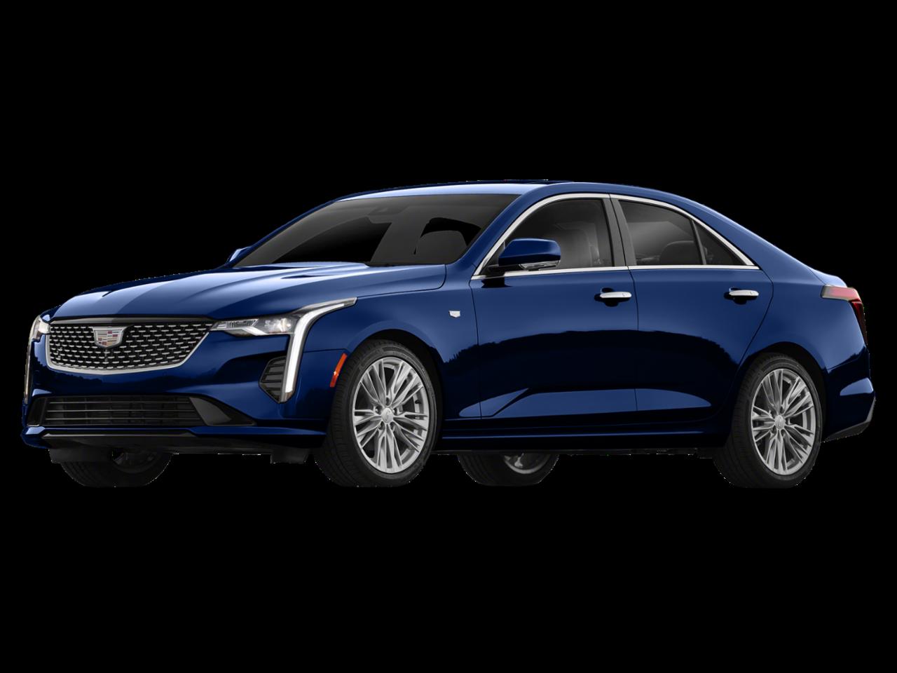 Cadillac 2020 CT4 Luxury