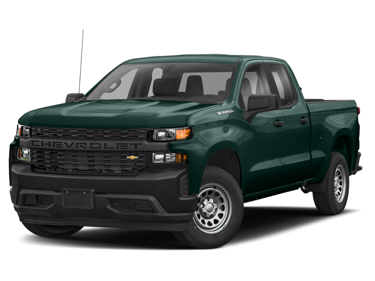 Chevrolet 2020 Silverado 1500 Custom Trail Boss