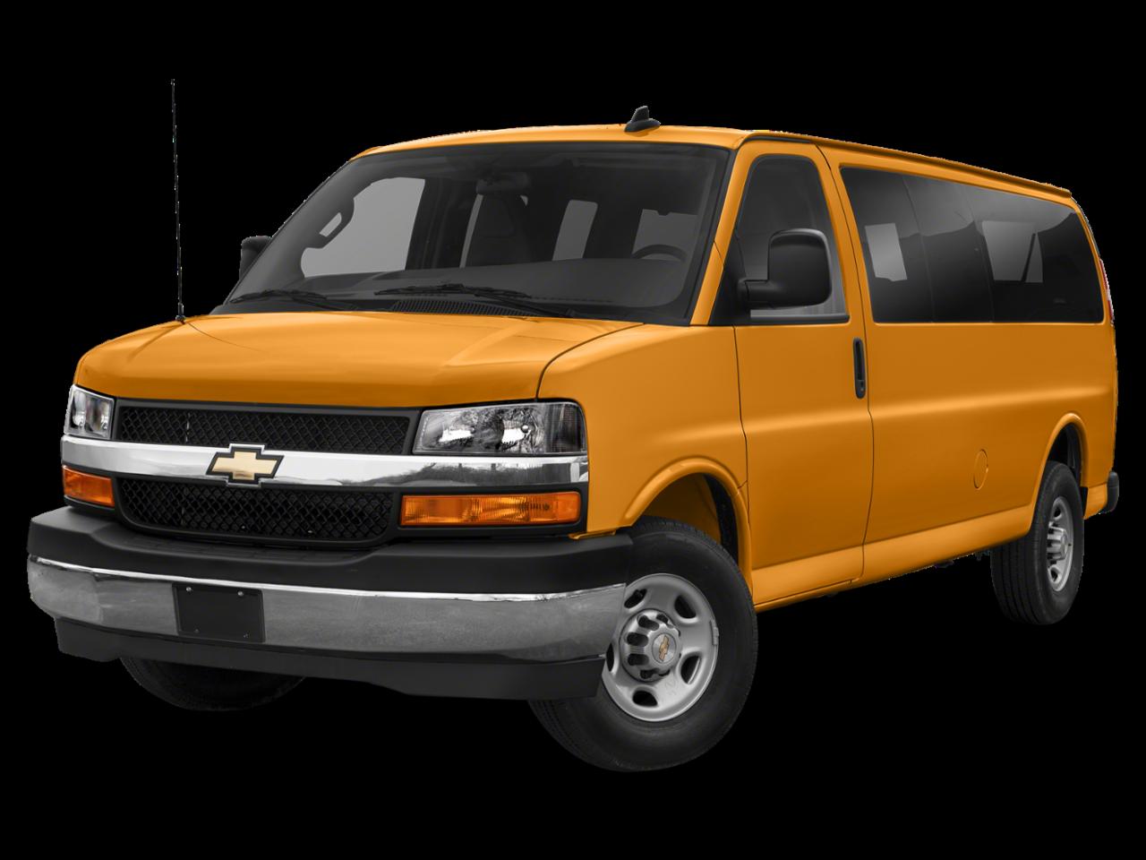 Chevrolet 2020 Express Passenger LS