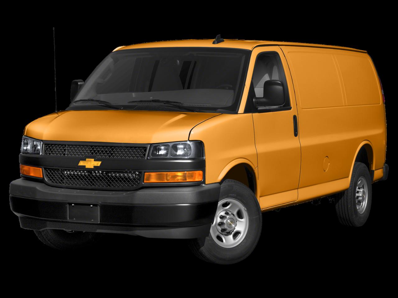 Chevrolet 2020 Express Cargo Van Standard