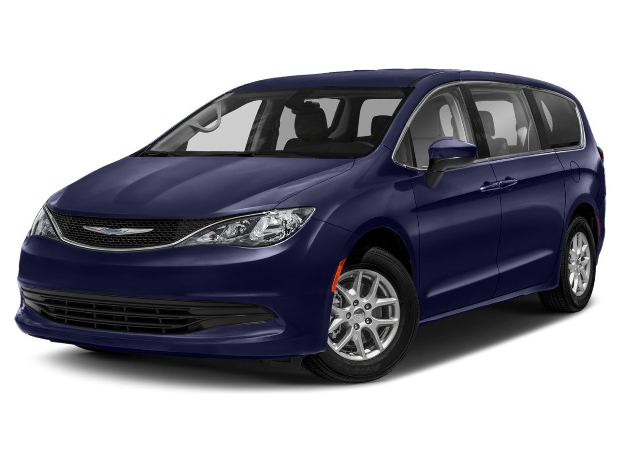Chrysler 2020 Pacifica Launch Edition