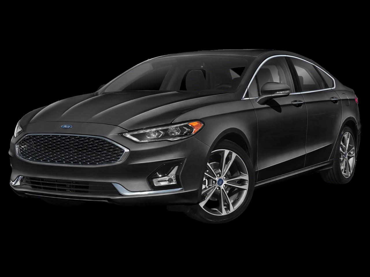 Ford 2020 Fusion Titanium