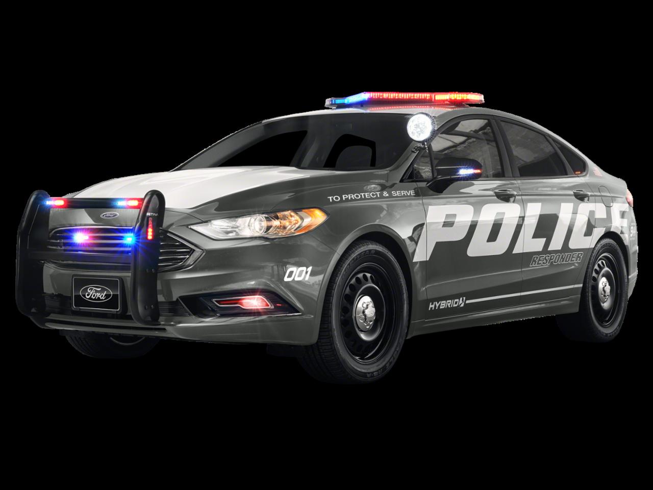 Ford 2020 Police Responder Hybrid Sedan FWD