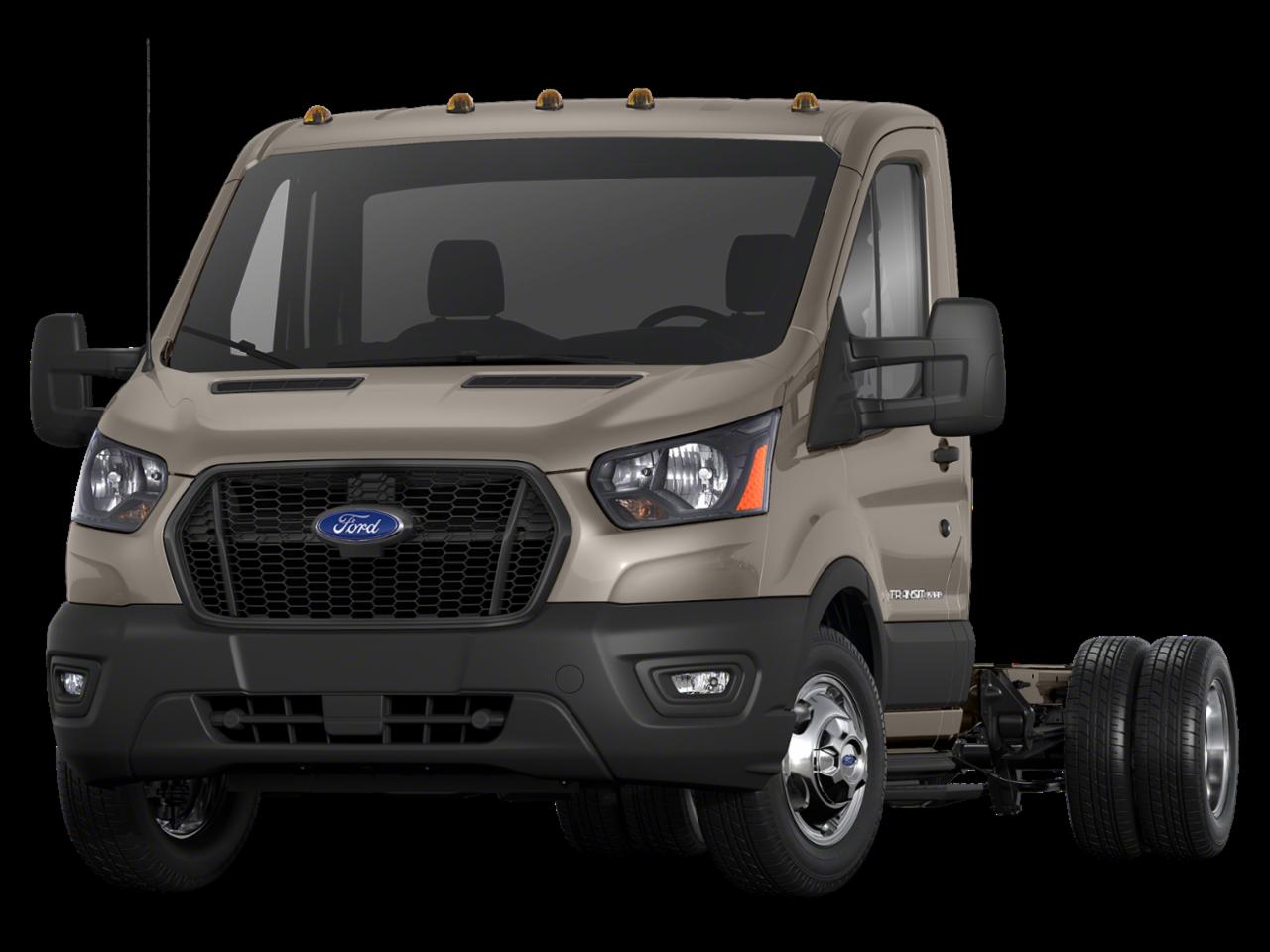 "Ford 2020 Transit Chassis T-350 RWD SRW 138"" WB 9500 GVWR"