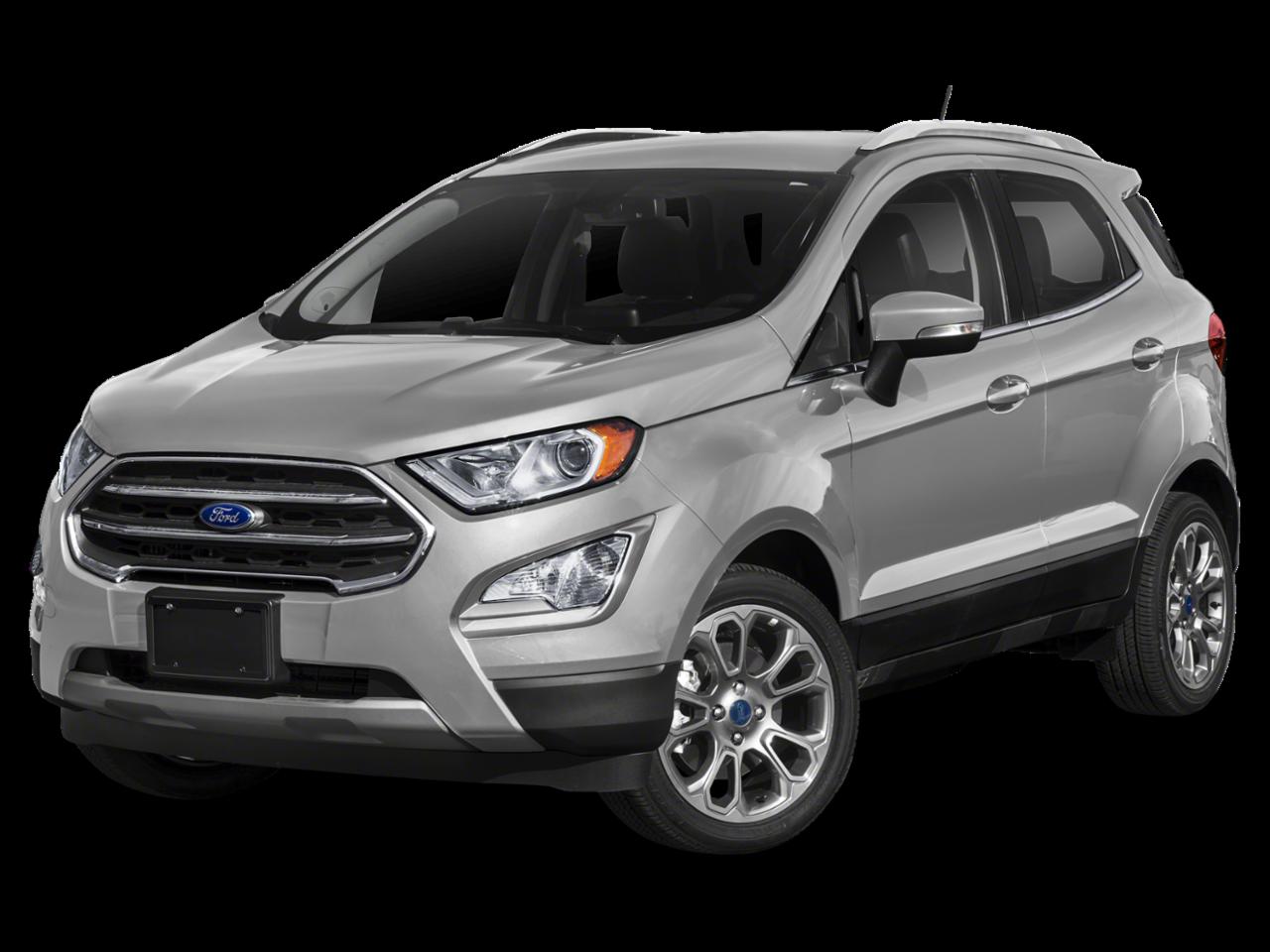 Ford 2020 EcoSport Titanium