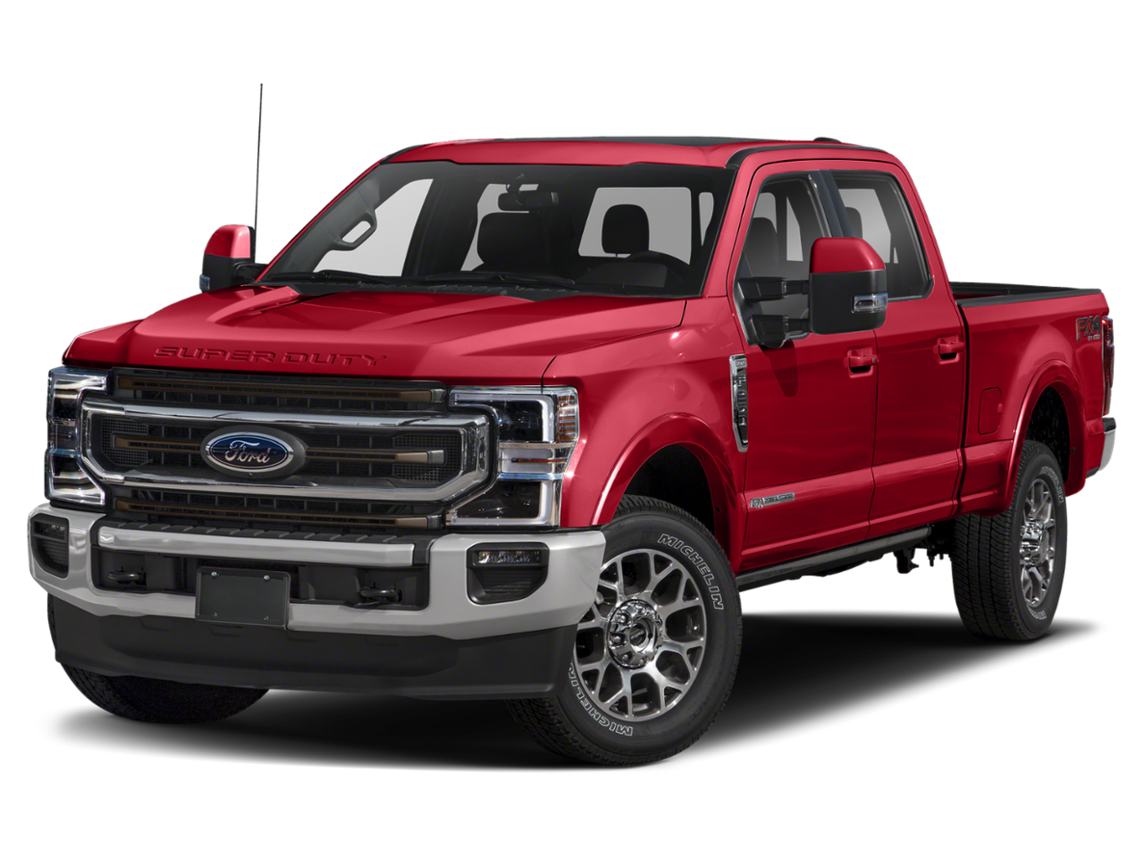 Ford 2020 Super Duty F-350 DRW King Ranch