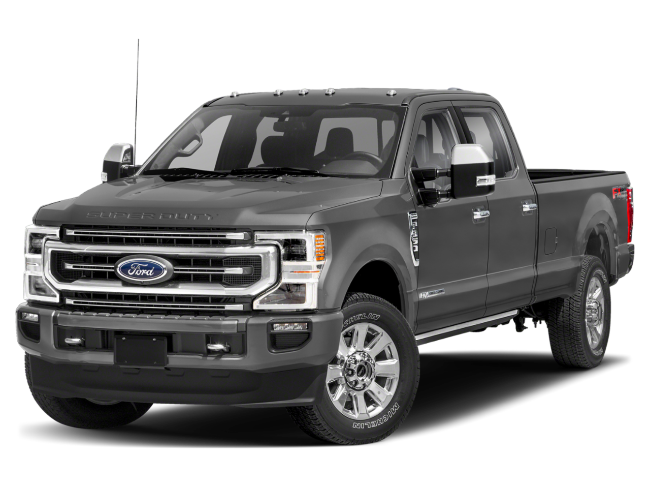 Ford 2020 Super Duty F-350 DRW Platinum