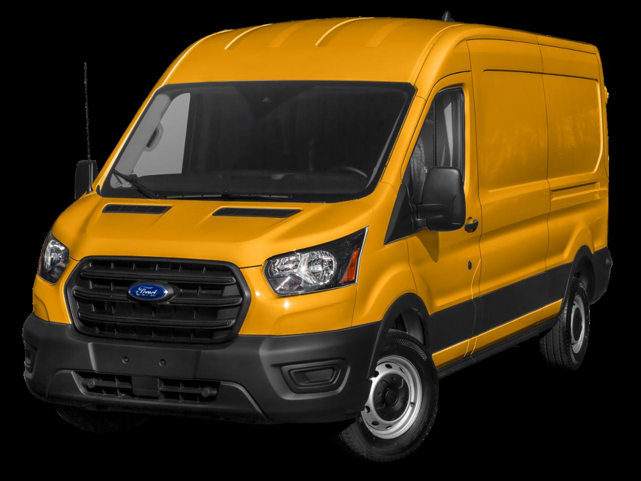 "Ford 2020 Transit Cargo Van T-350 148"" Hi Rf 9500 GVWR RWD"