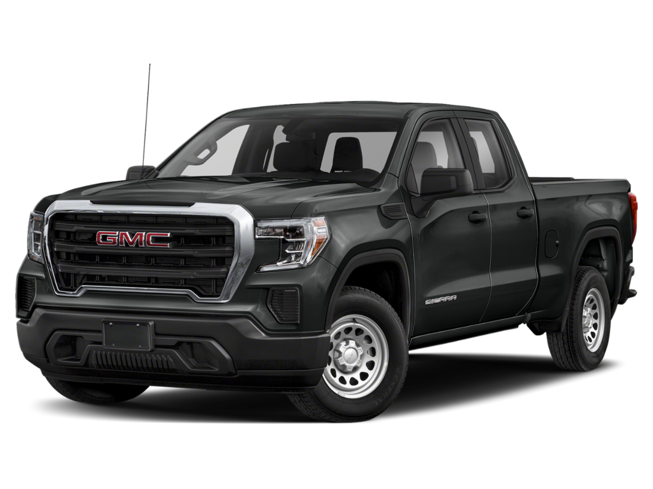 GMC 2020 Sierra 1500 Double Cab Standard Box 2-Wheel Drive