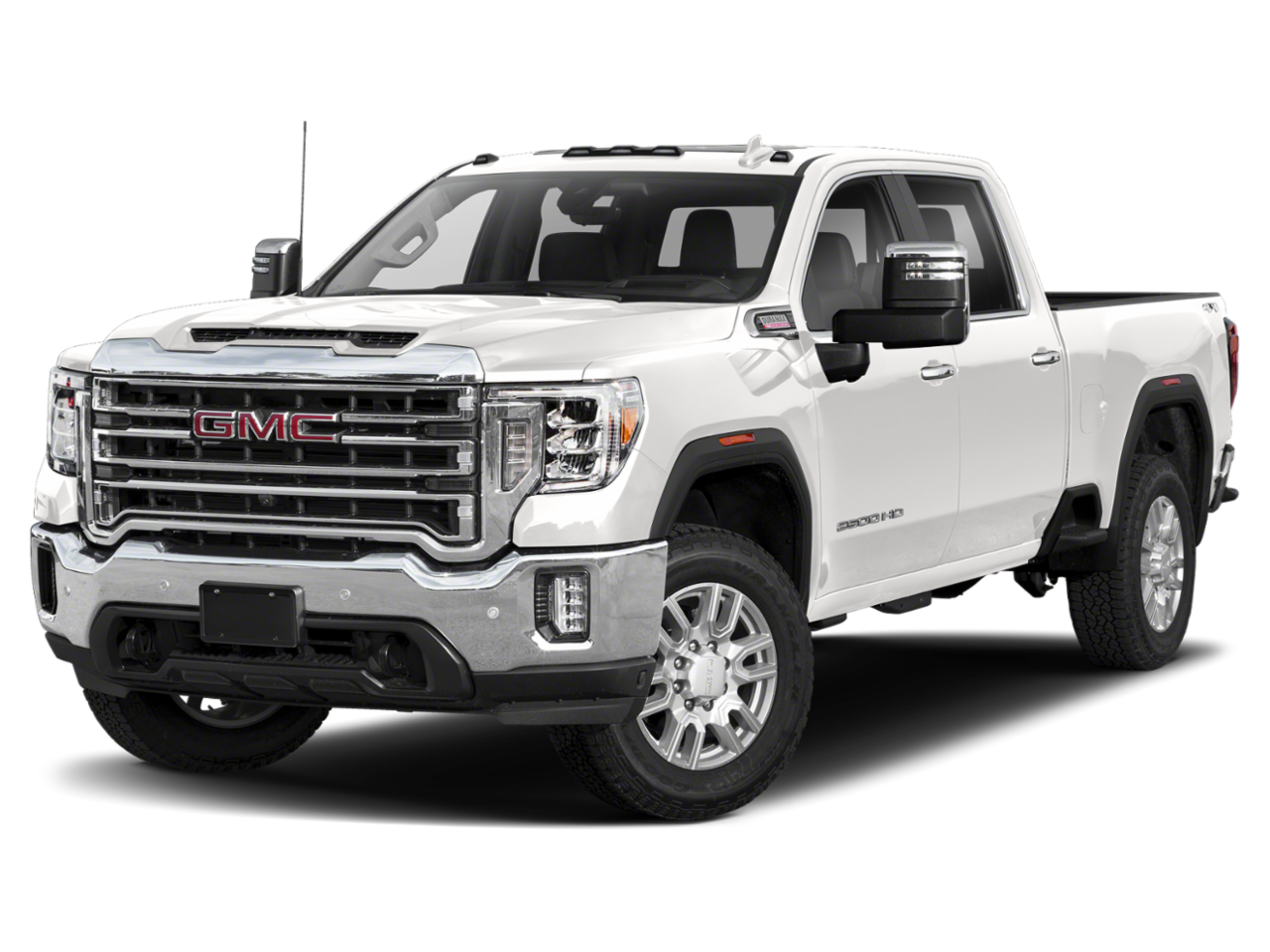 GMC 2020 Sierra 2500HD AT4