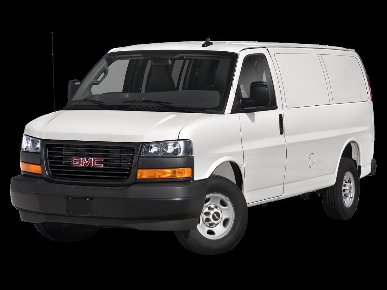 GMC 2020 Savana Cargo Van Standard