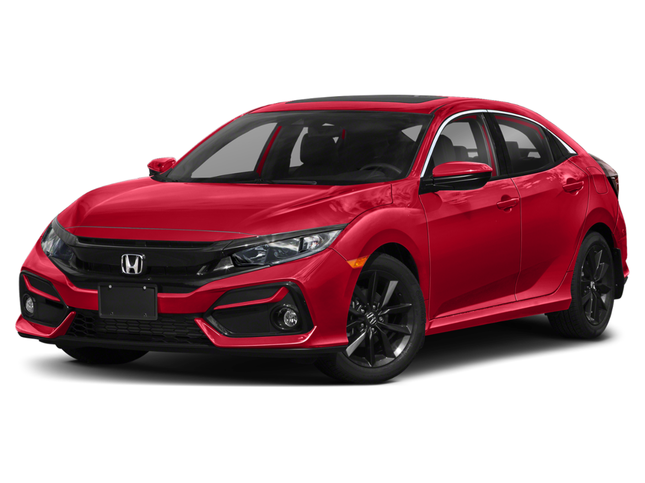 Honda 2020 Civic Hatchback EX-L