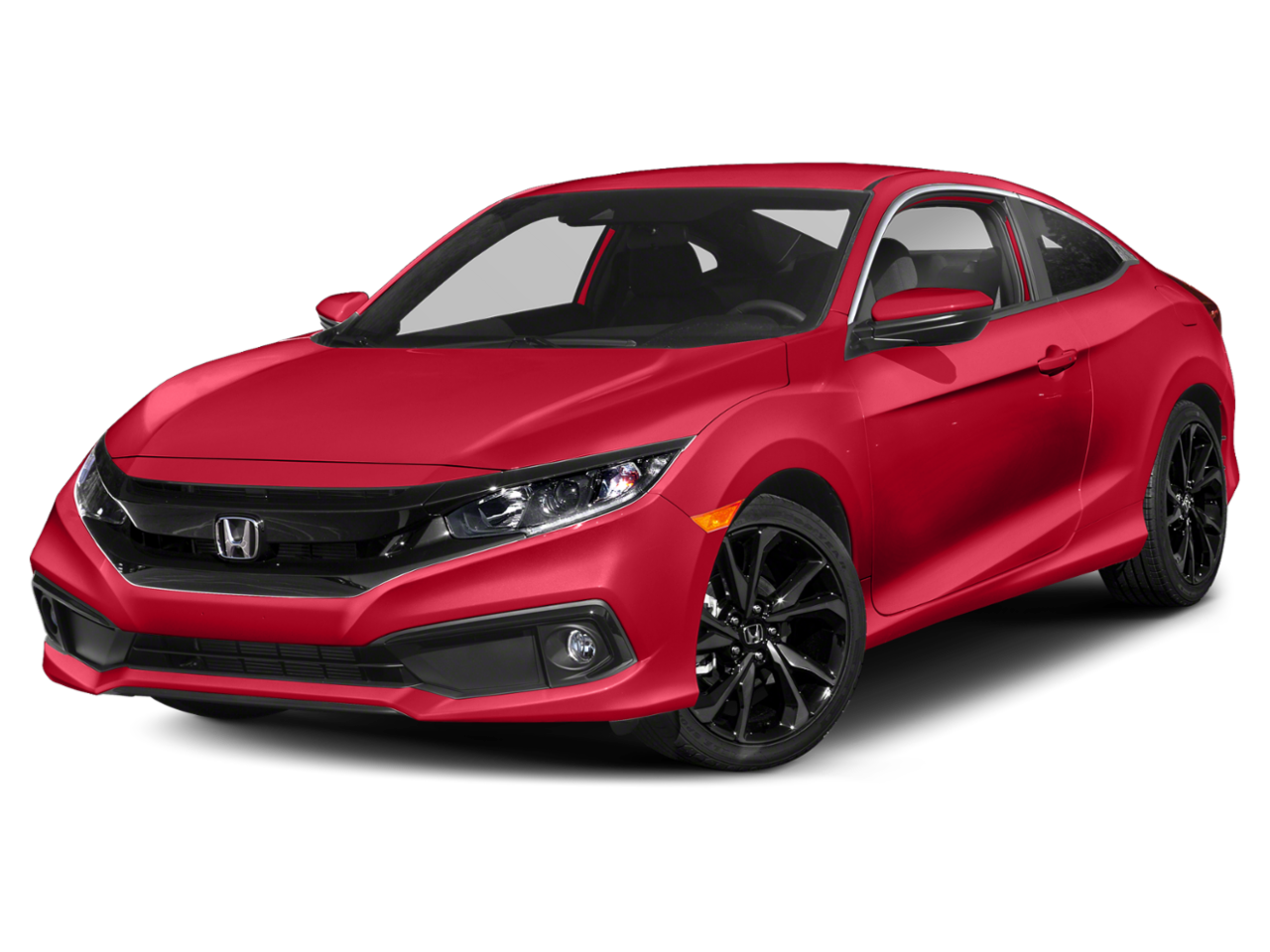 Honda 2020 Civic Coupe Sport