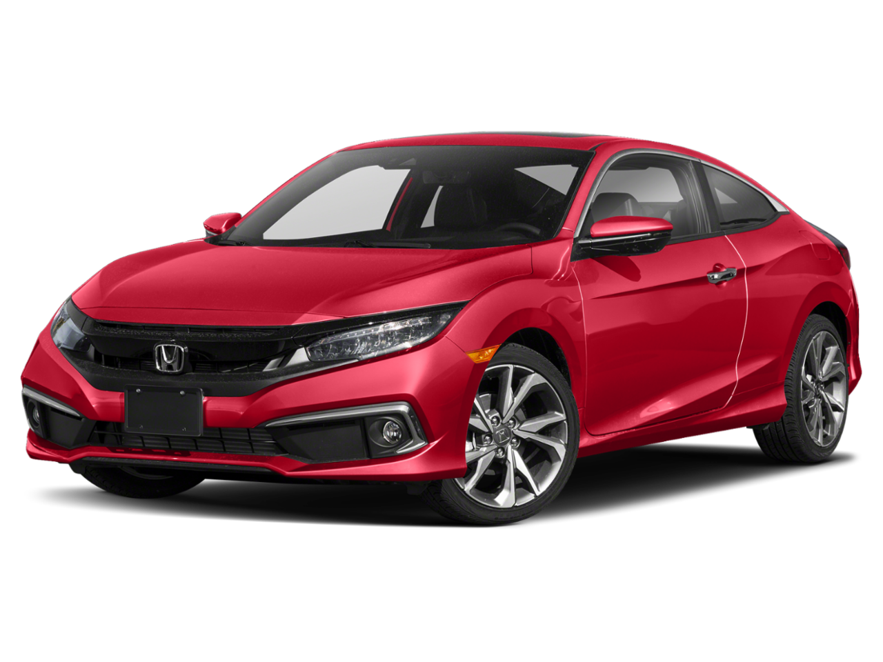 Honda 2020 Civic Coupe Touring