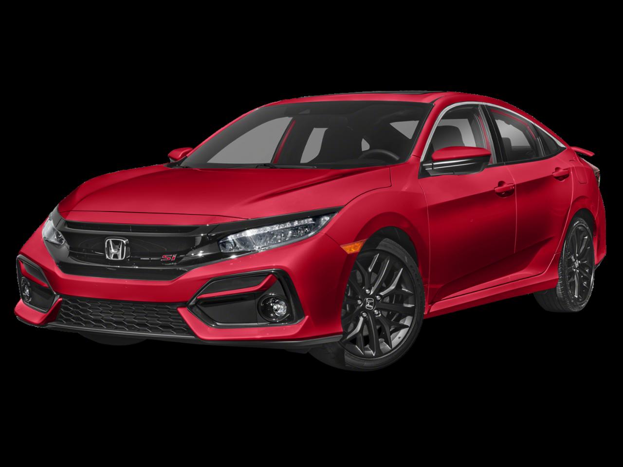Honda 2020 Civic Si Sedan Manual w/Summer Tires