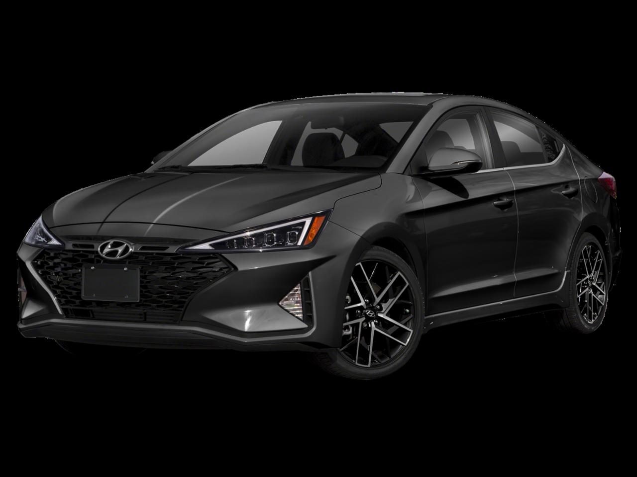 Hyundai 2020 Elantra Sport
