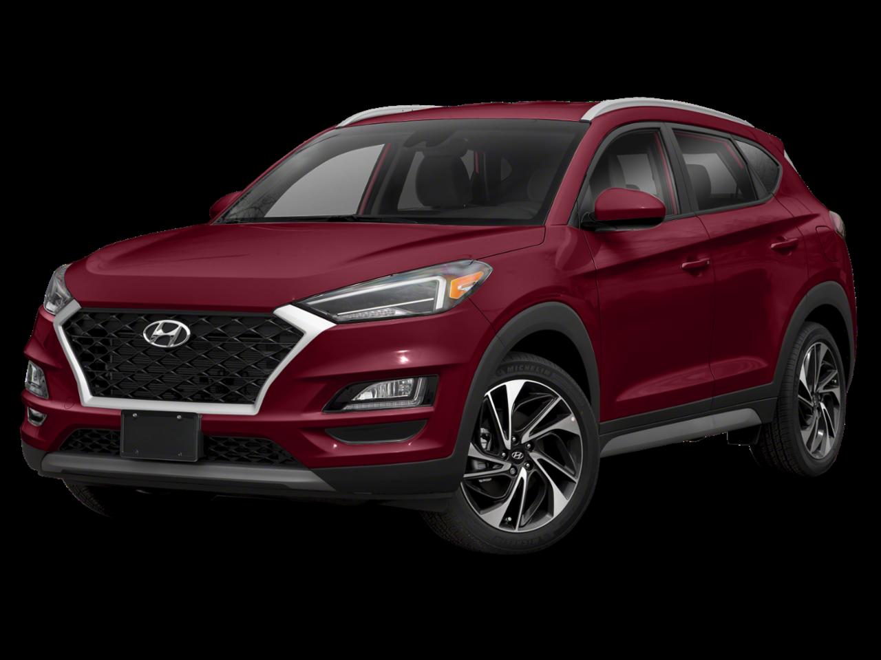 Hyundai 2020 Tucson Sport