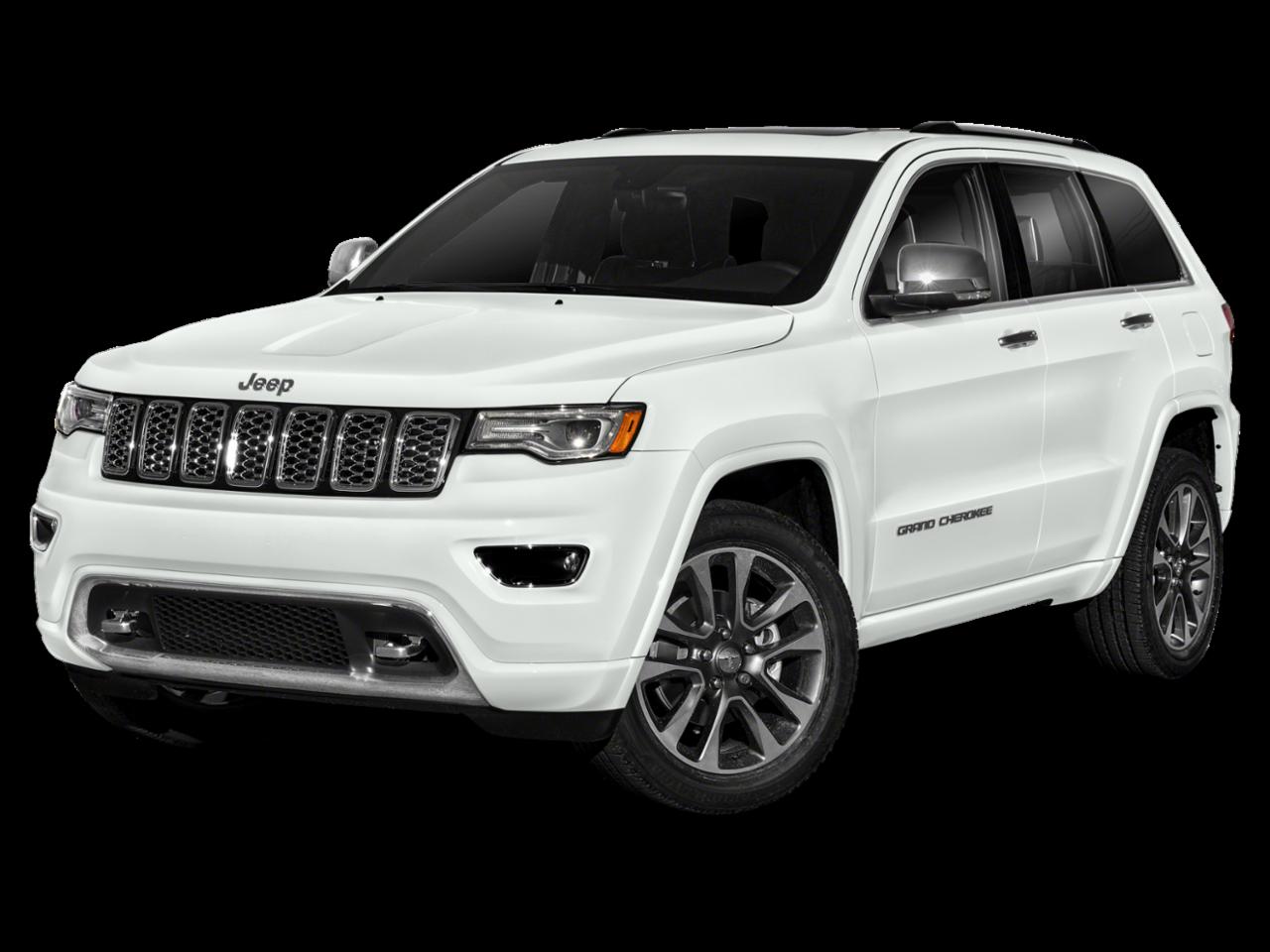 Jeep 2020 Grand Cherokee Overland