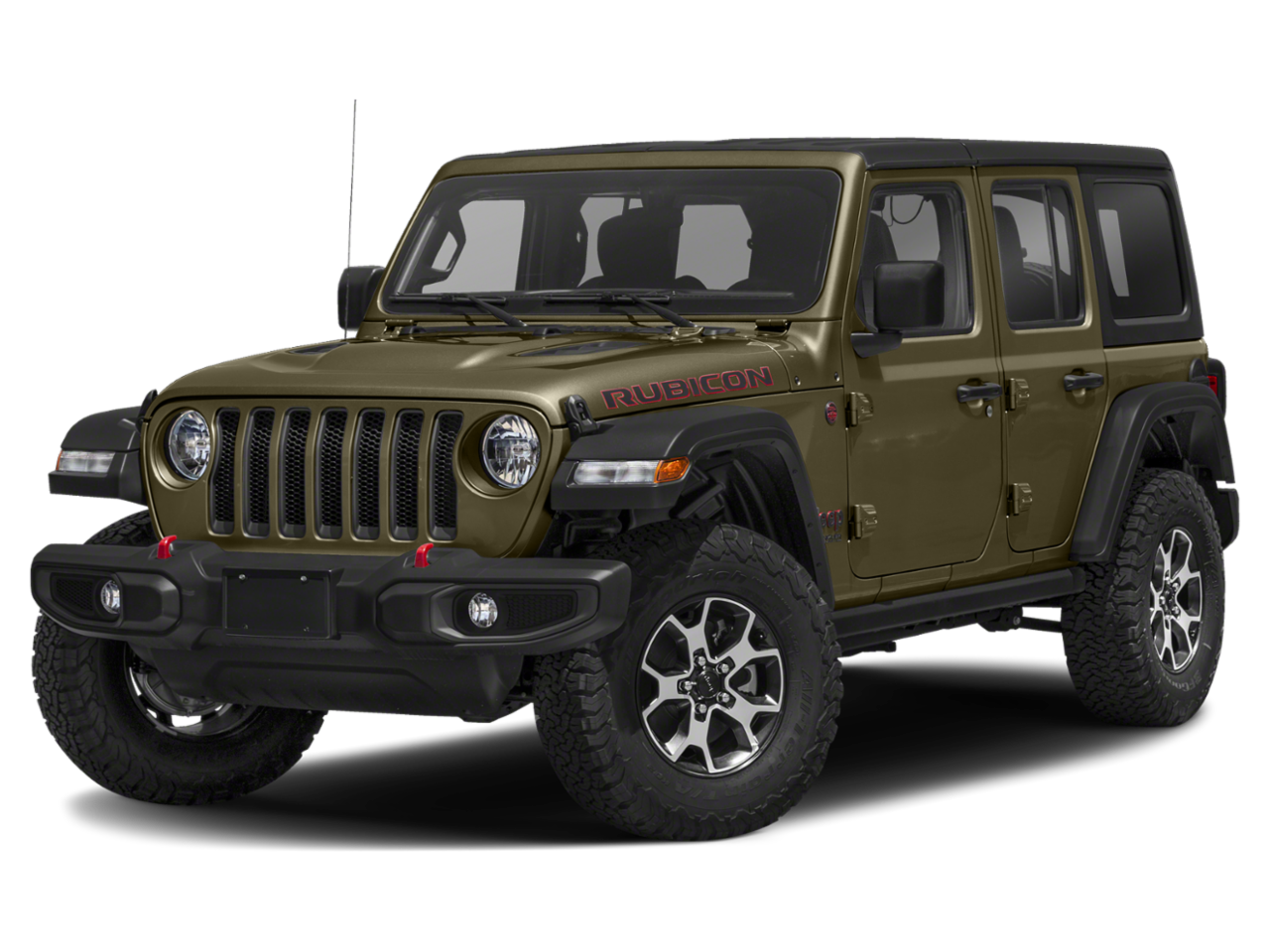 Jeep 2020 Wrangler Unlimited Rubicon
