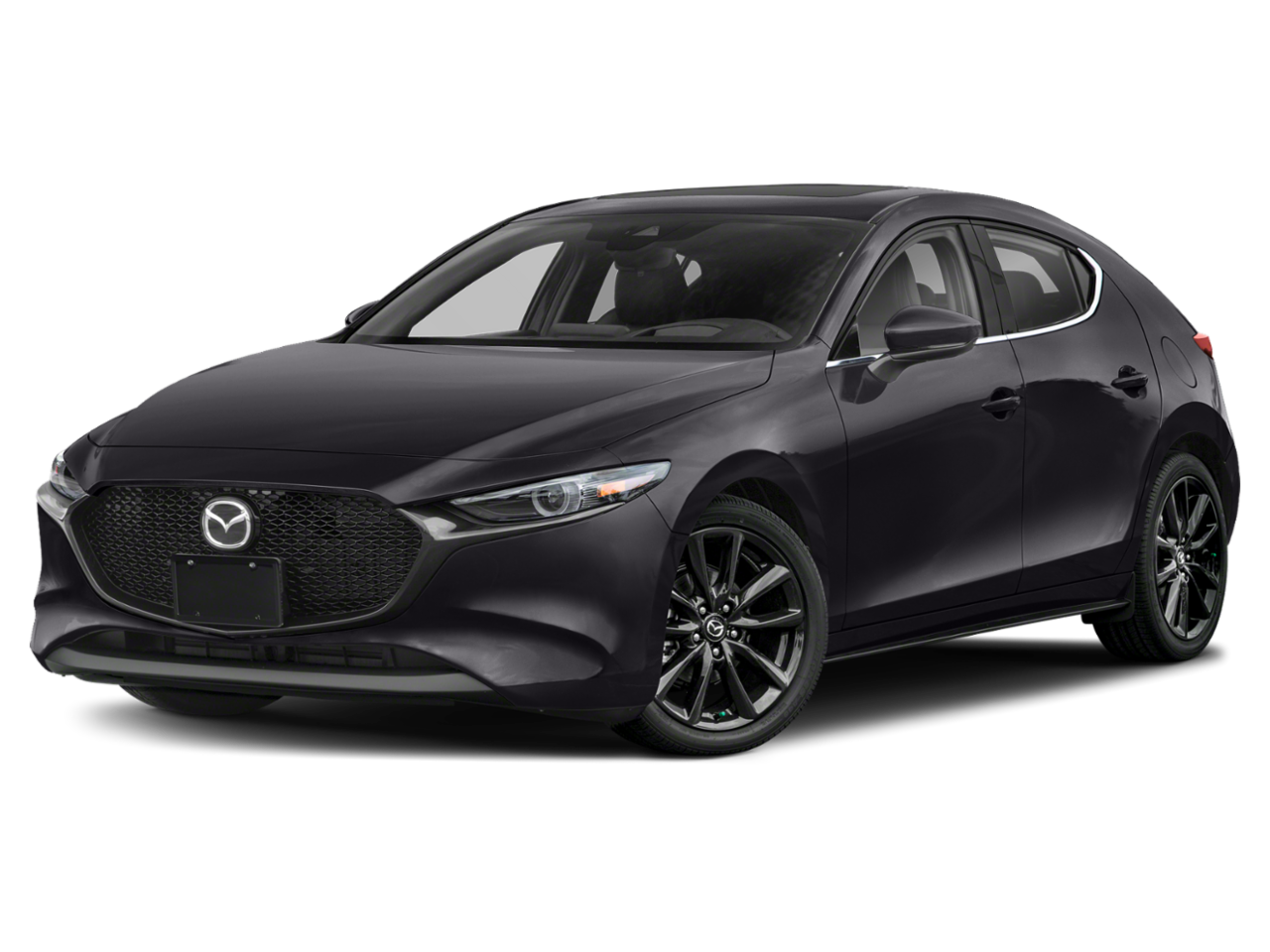 Mazda 2020 Mazda3 Hatchback Premium Package