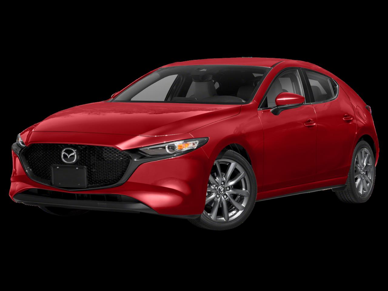 Mazda 2020 Mazda3 Hatchback Preferred Package