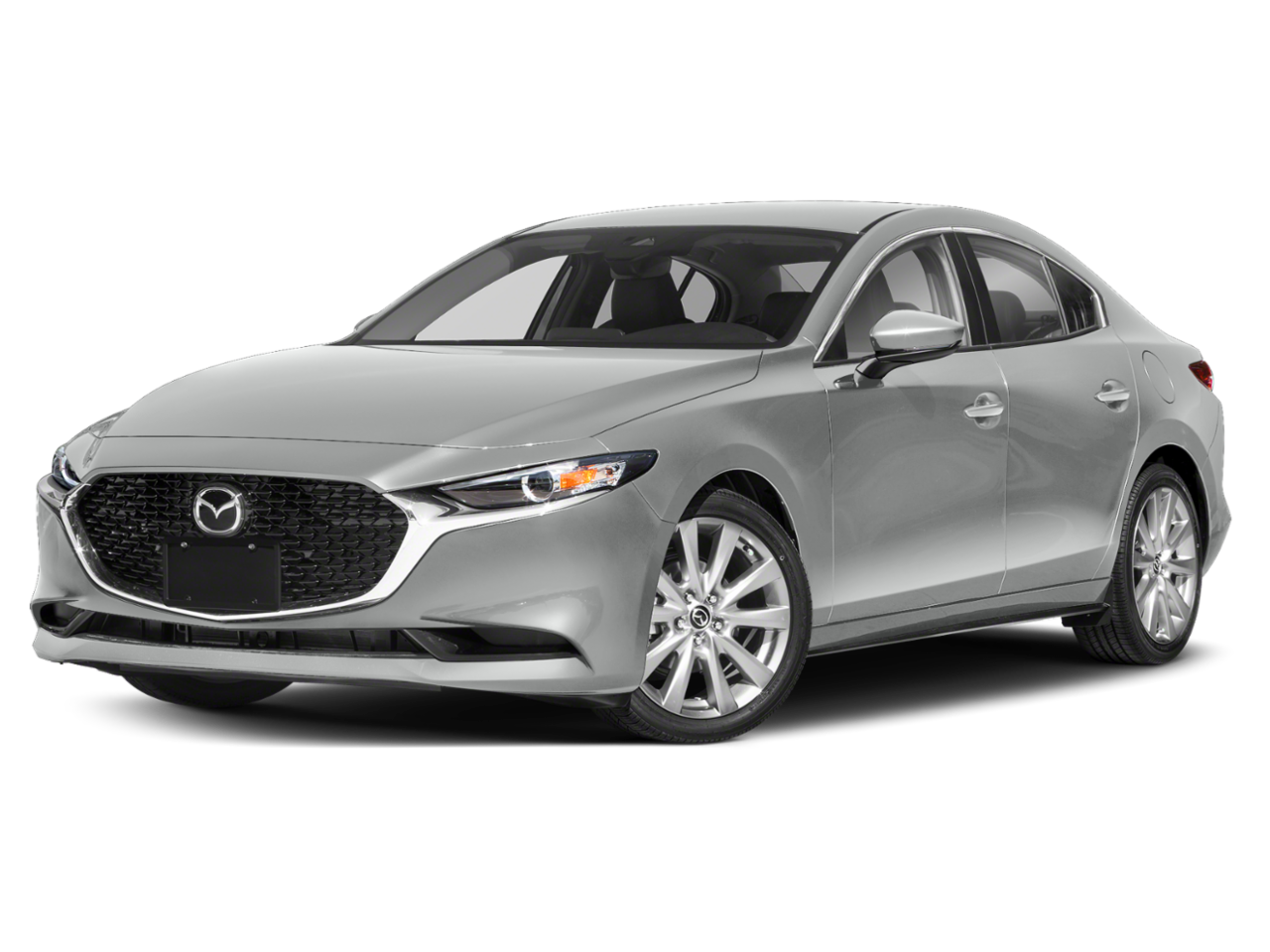 Mazda 2020 Mazda3 Sedan Preferred Package