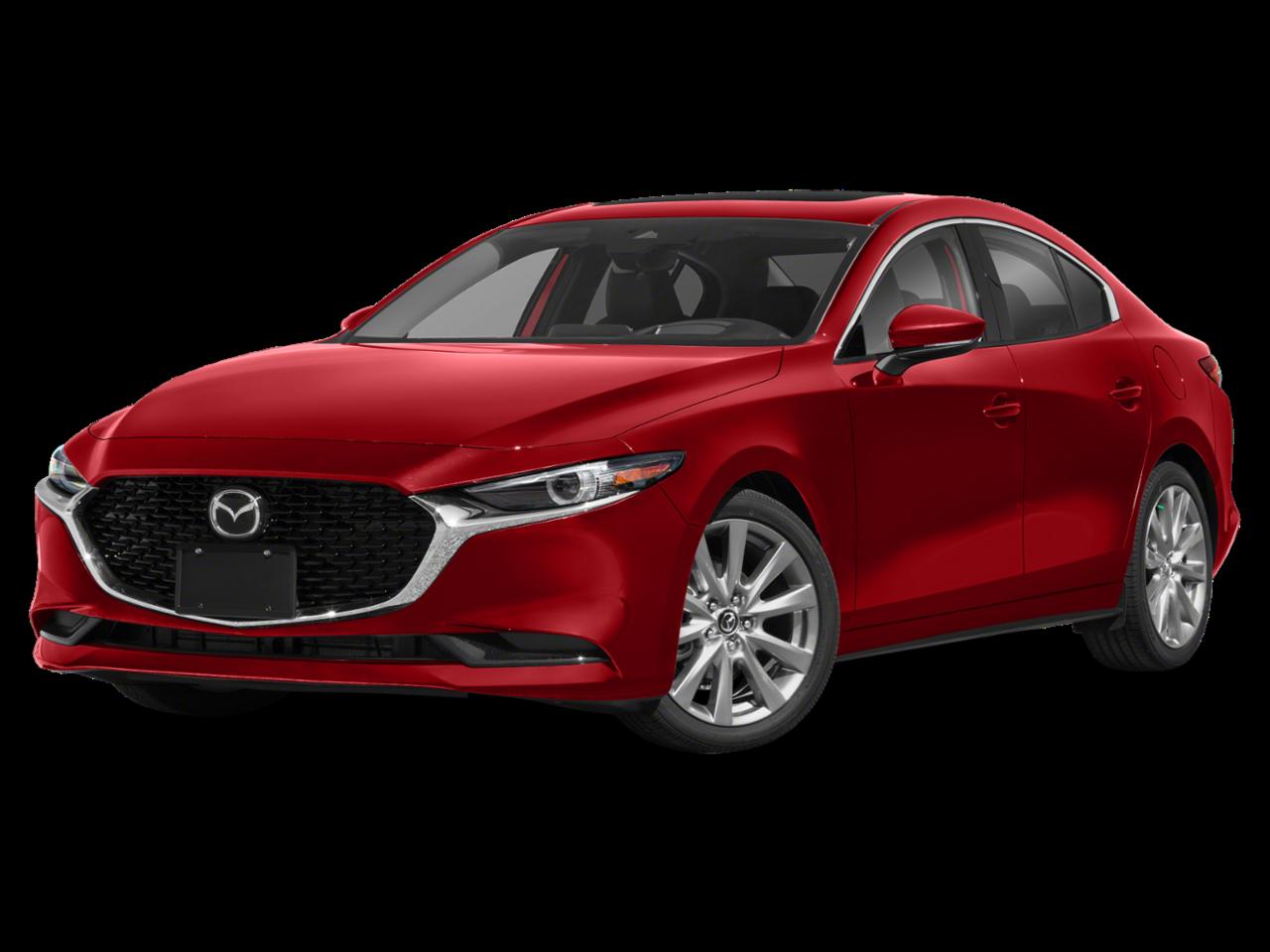 Mazda 2020 Mazda3 Sedan Premium Package