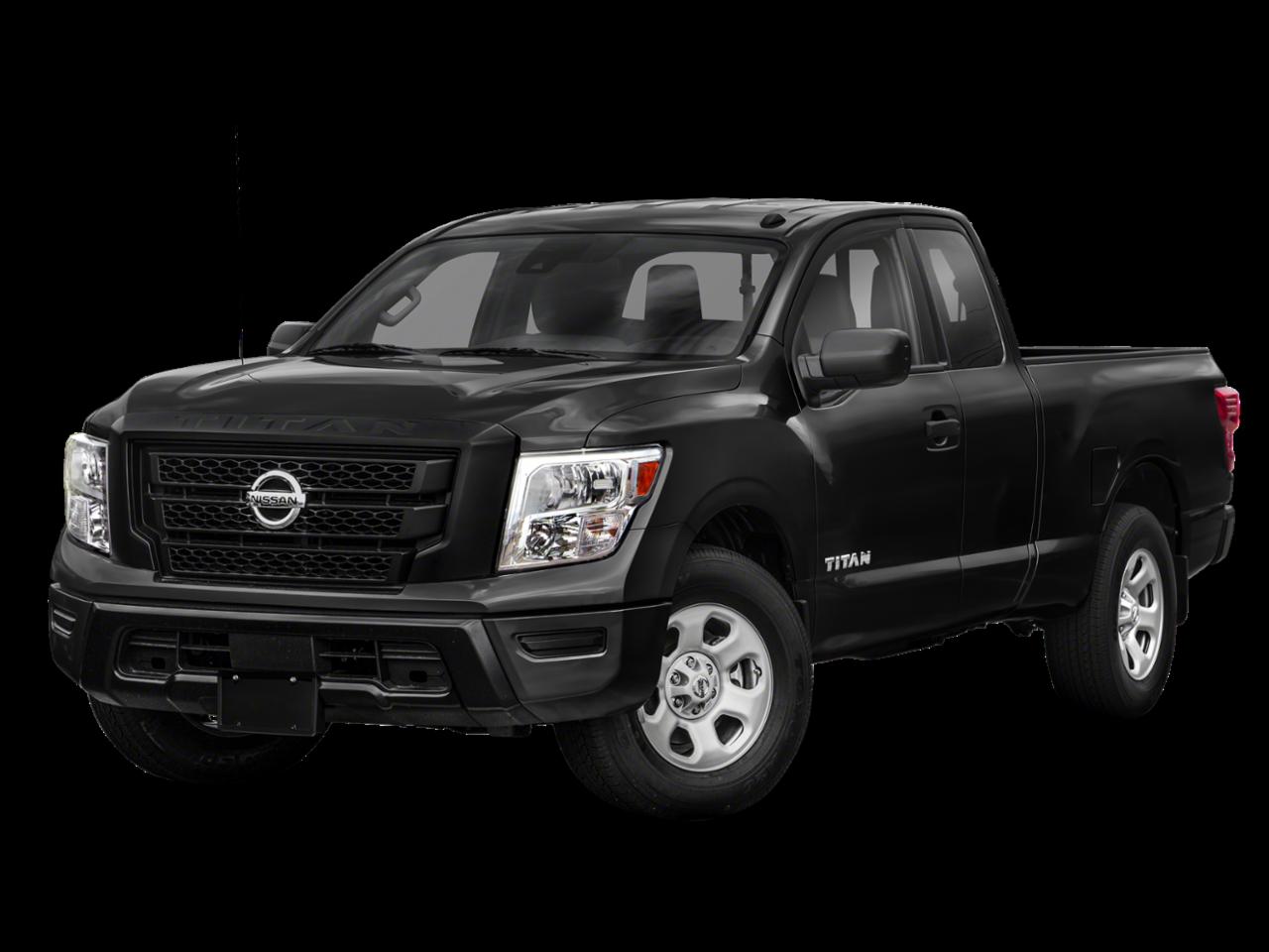 Nissan 2020 Titan SV