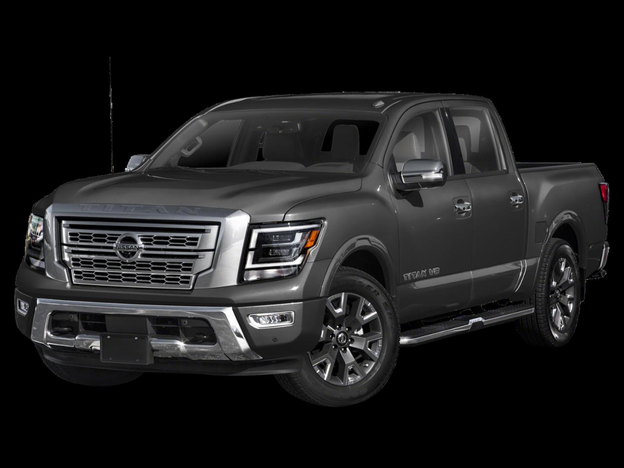 Nissan 2020 Titan Platinum Reserve