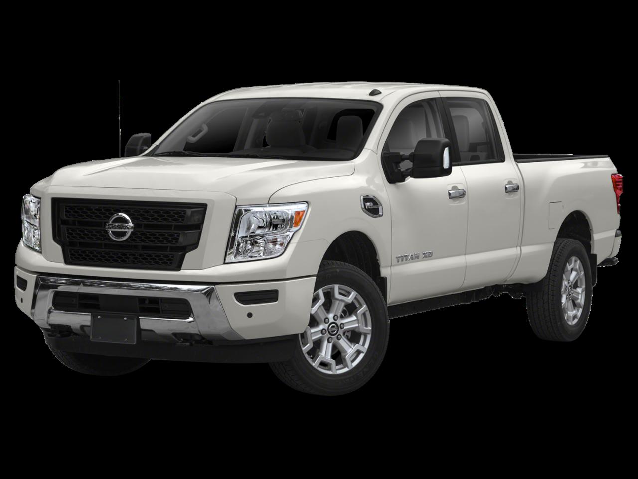 Nissan 2020 Titan XD SV