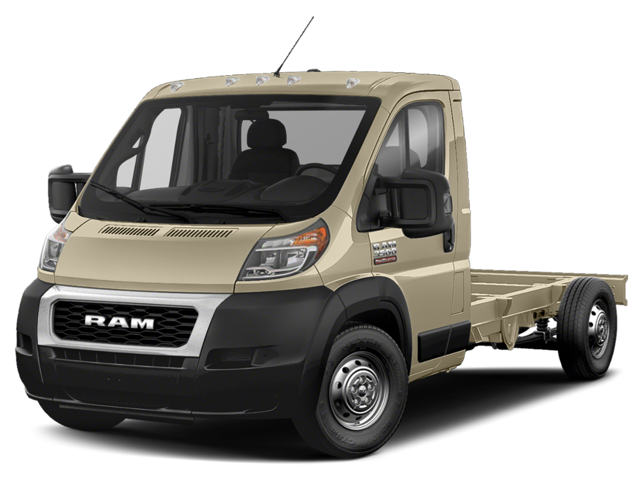 """Ram 2020 ProMaster Chassis Cab 3500 136"""" WB 81"""" CA"""
