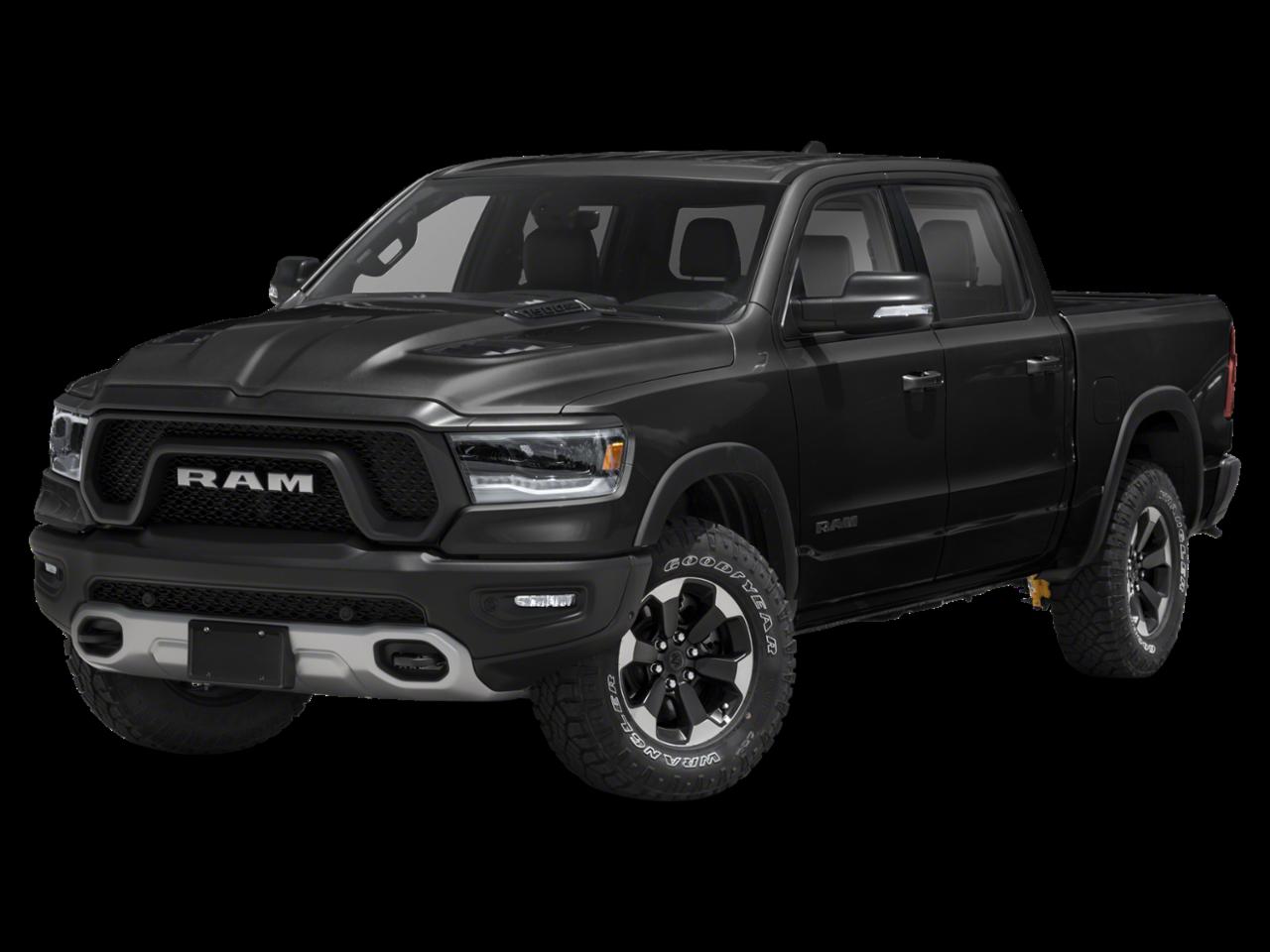Ram 2020 1500 Rebel