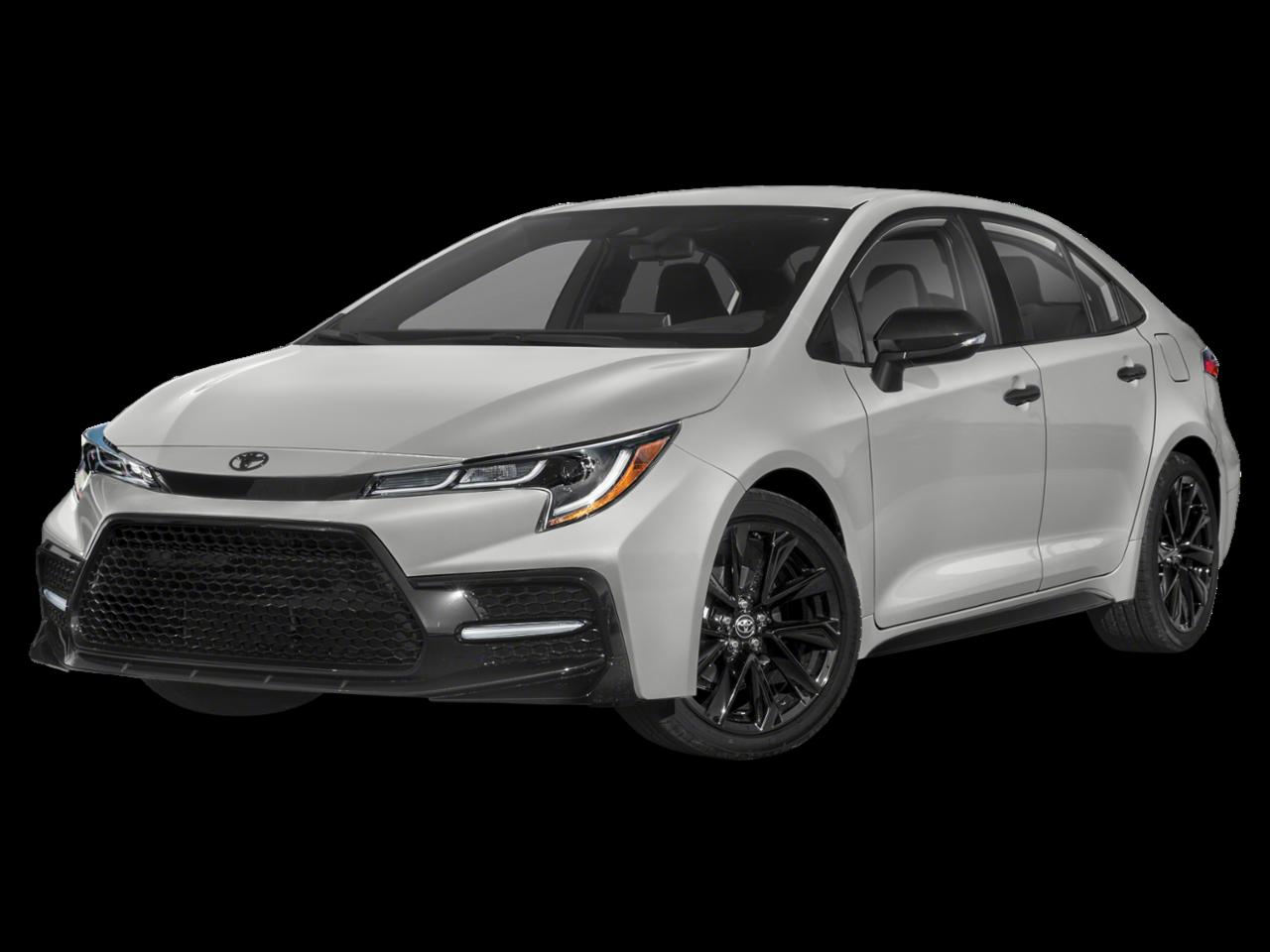 Toyota 2020 Corolla Nightshade