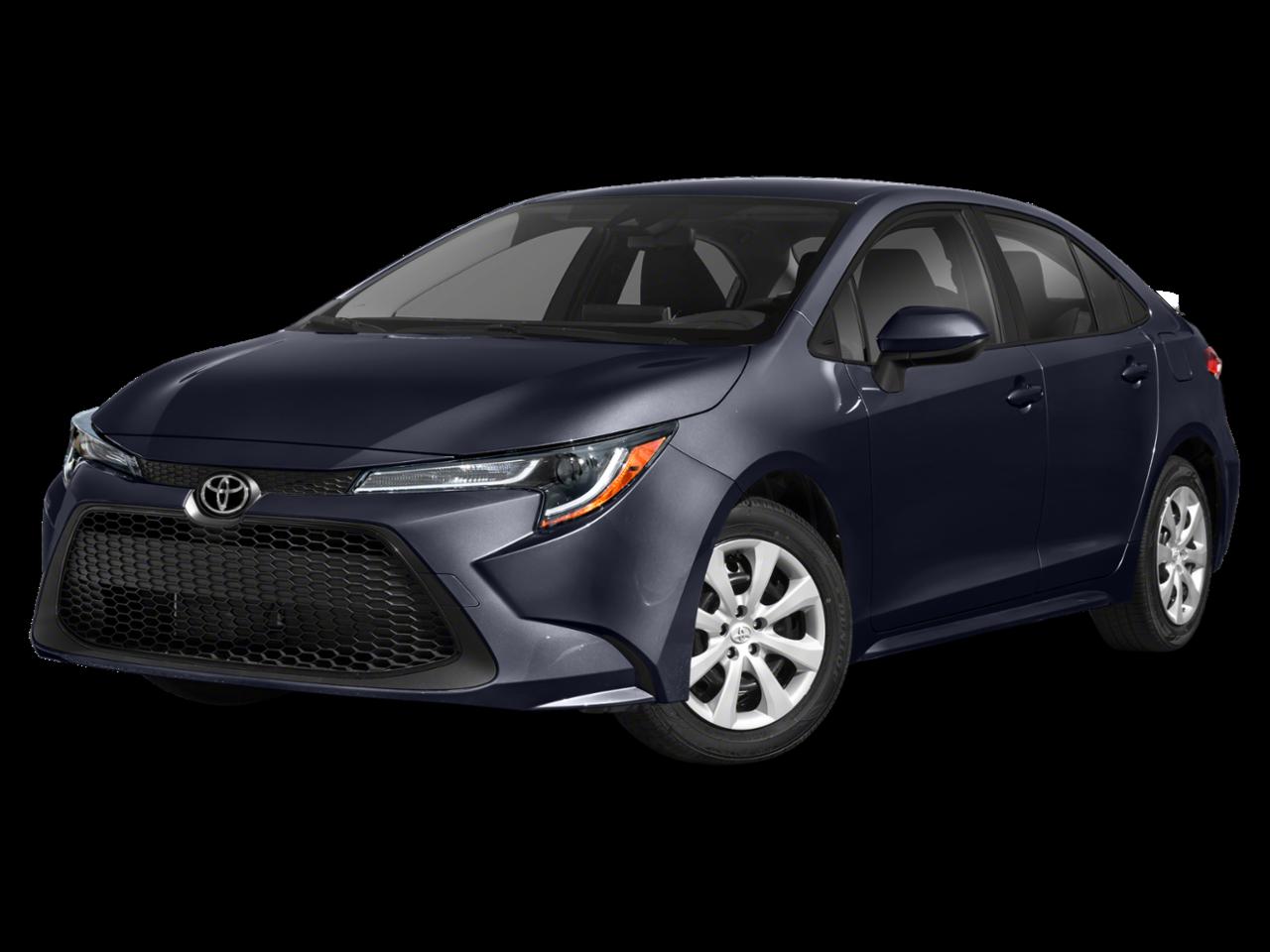 Toyota 2020 Corolla LE