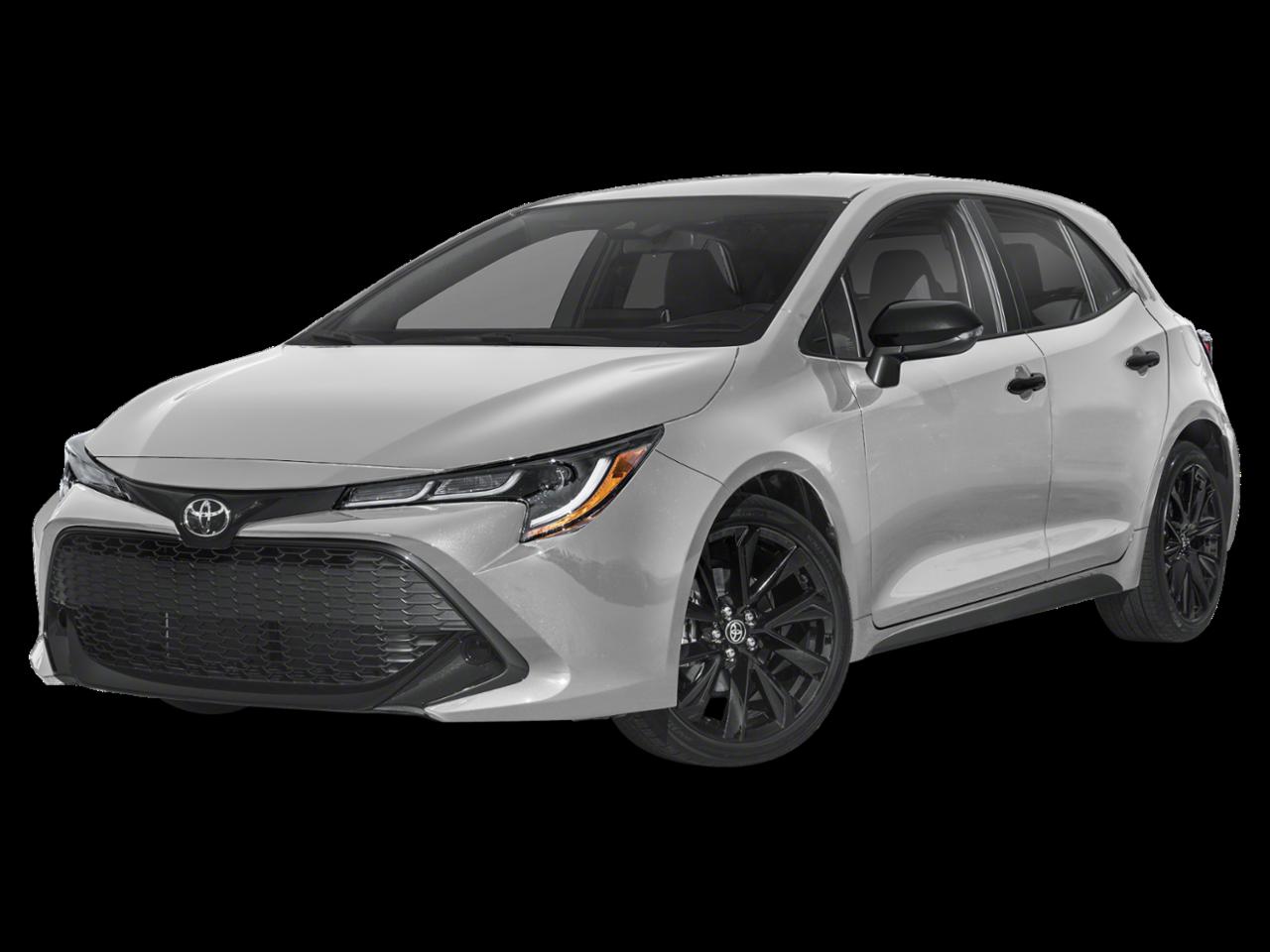 Toyota 2020 Corolla Hatchback Nightshade