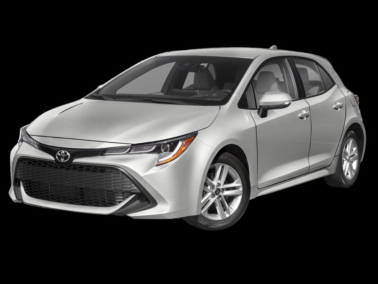 Toyota 2020 Corolla Hatchback SE