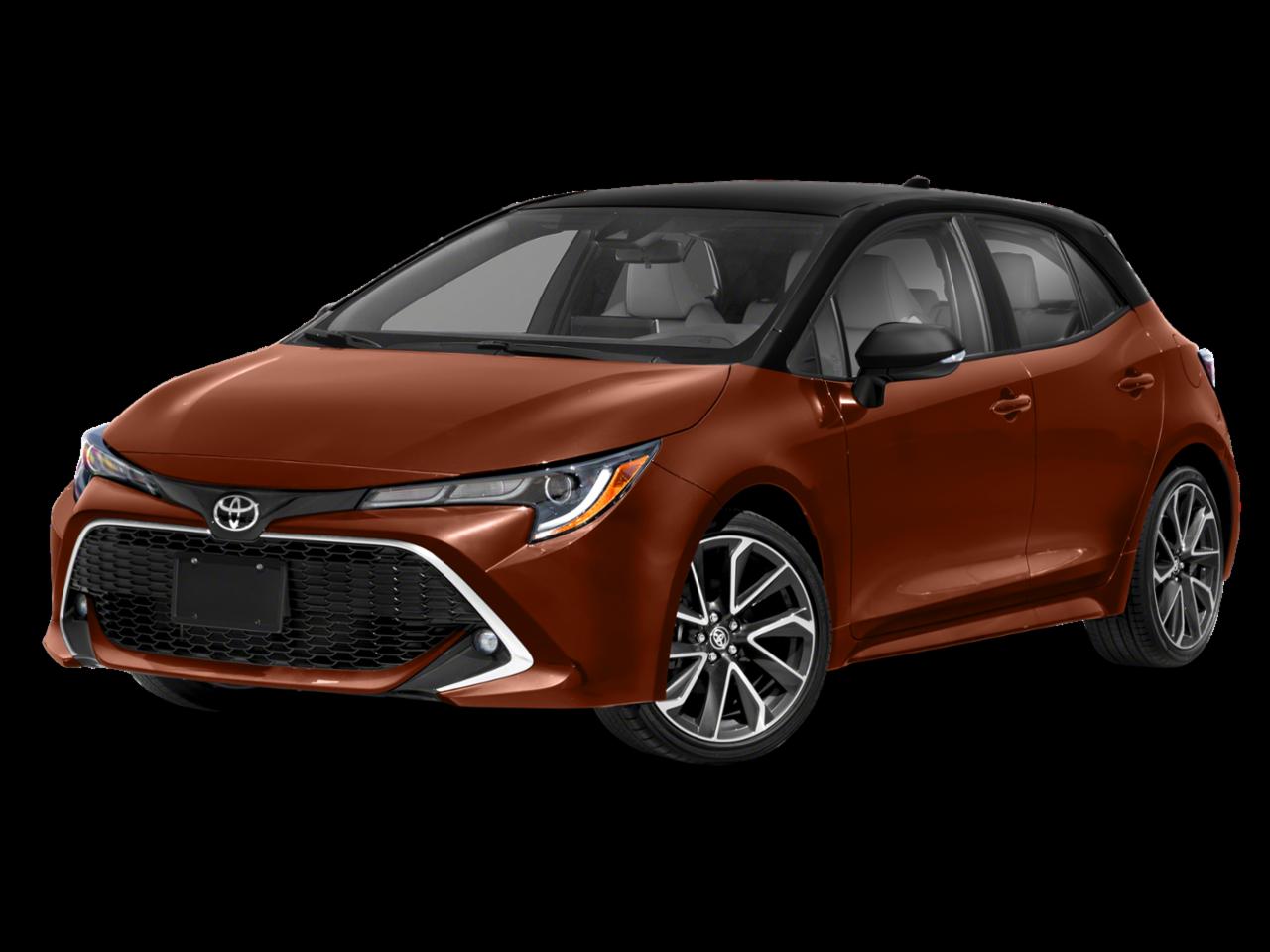 Toyota 2020 Corolla Hatchback XSE