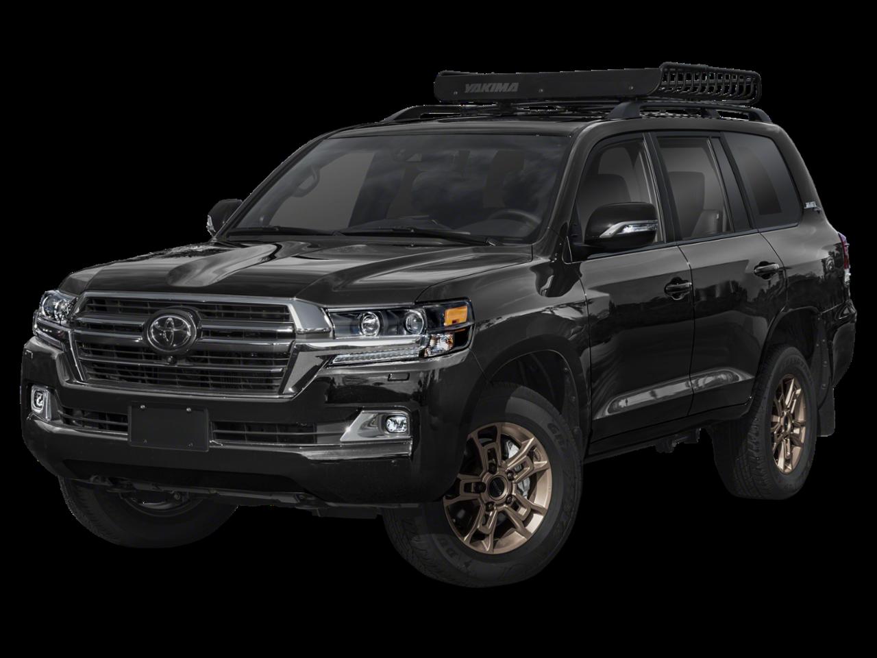 Toyota 2020 Land Cruiser Heritage Edition