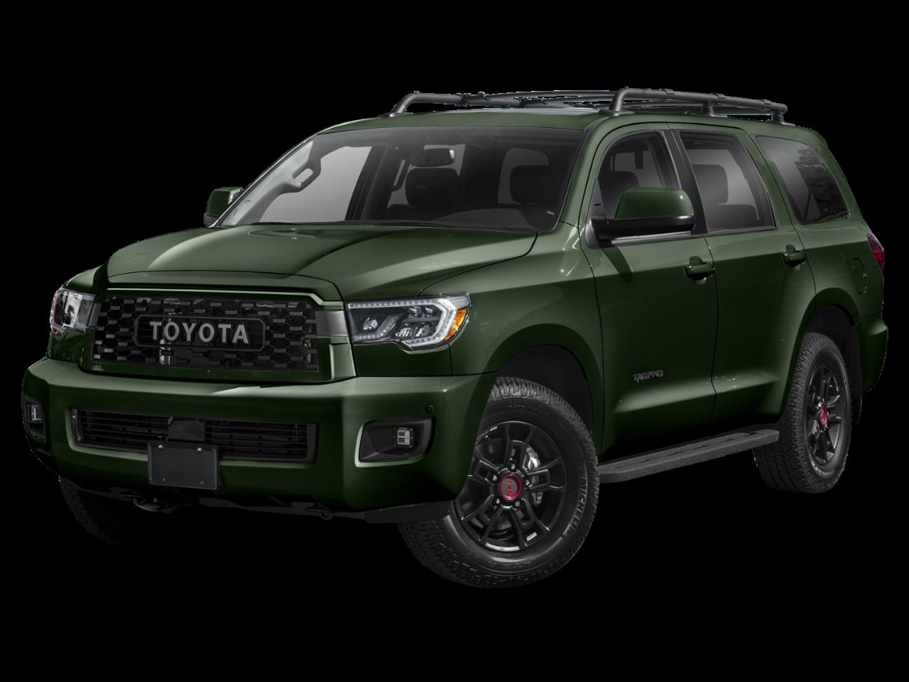 Toyota 2020 Sequoia TRD Pro