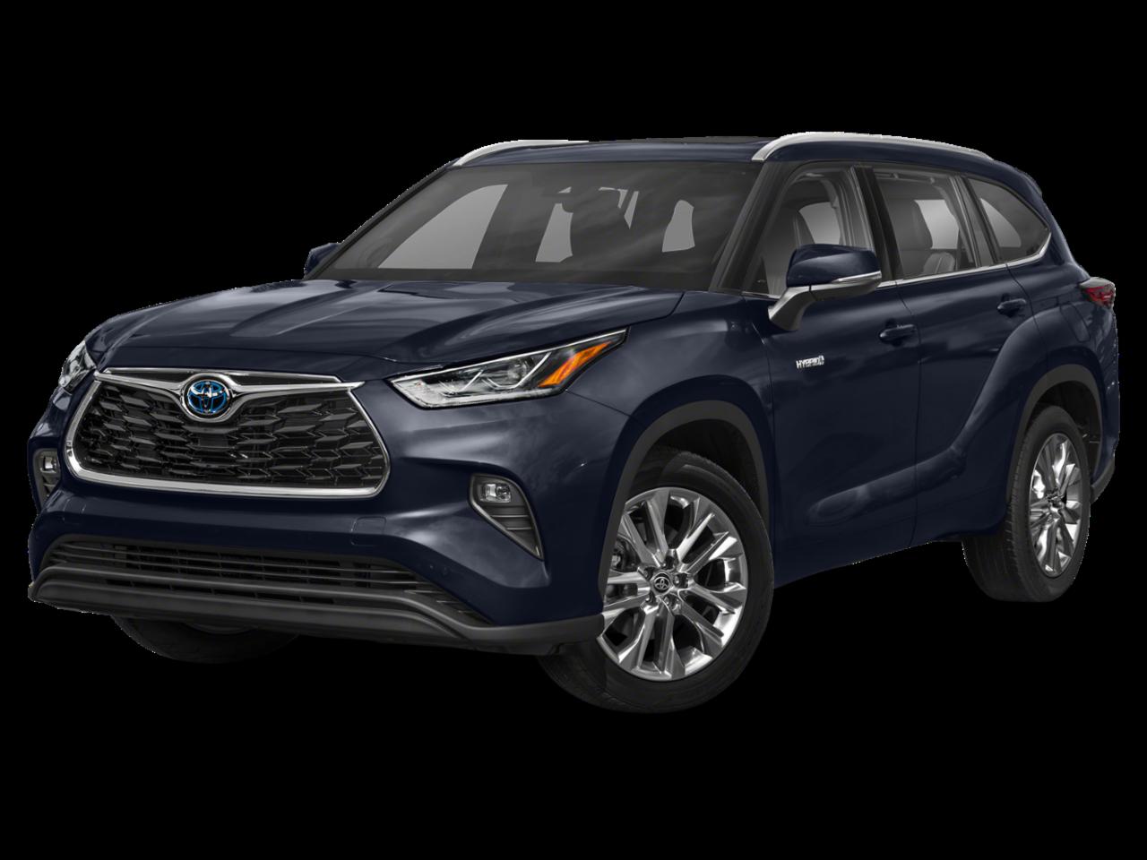 Toyota 2020 Highlander Hybrid Limited