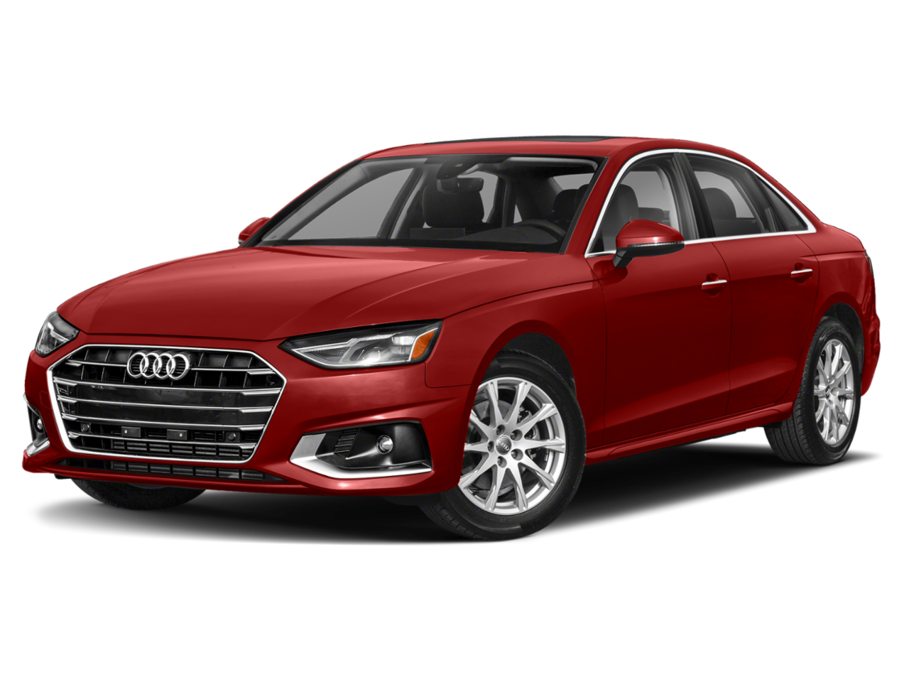 Audi 2021 A4 Sedan S line Premium Plus