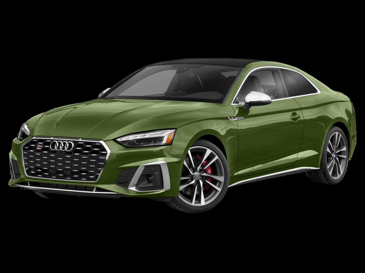 Audi 2021 S5 Coupe Prestige