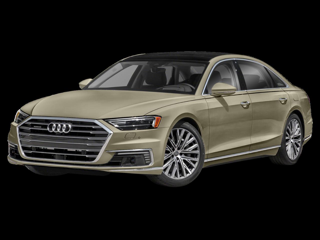 Audi 2021 A8 L 60 TFSI e quattro