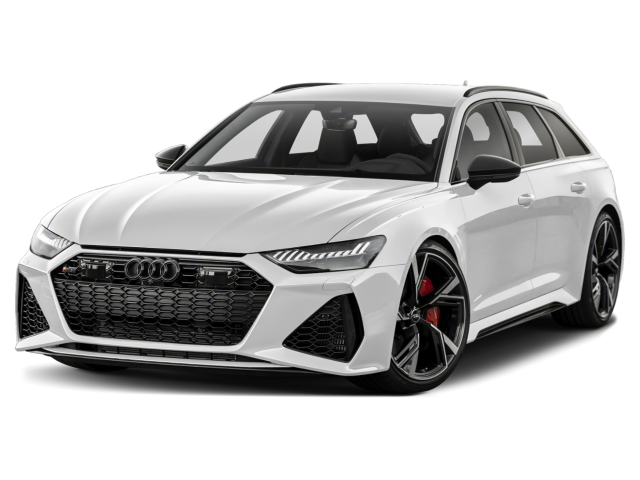 Audi 2021 RS 6 Avant 4.0 TFSI quattro