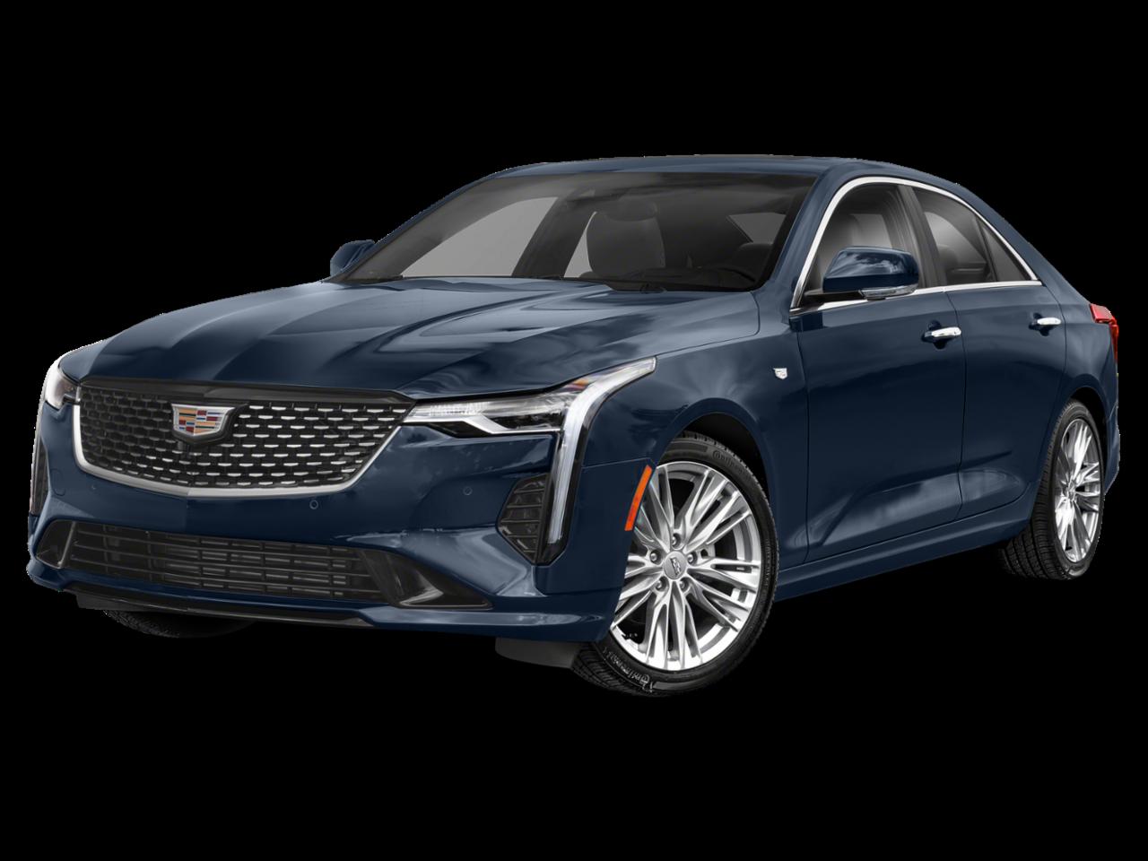 Cadillac 2021 CT4 V-Series